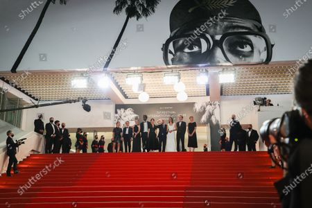 Editorial image of 'Les Olympiades' premiere, 74th Cannes Film Festival, France - 14 Jul 2021