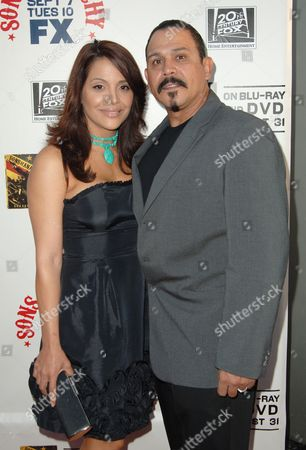 Emilio Rivera and wife Yadi Valerio Rivera