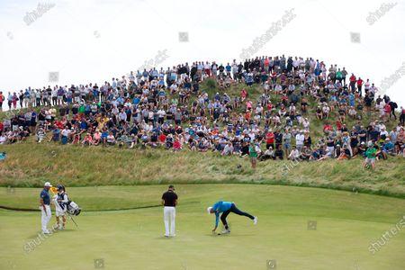 Editorial image of British Open Golf, Sandwich, United Kingdom - 15 Jul 2021