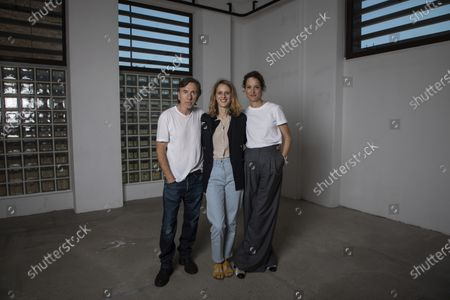 Editorial picture of 2021 Bergman Island Portraits, Cannes, France - 13 Jul 2021