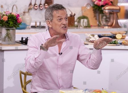 Editorial image of 'This Morning' TV show, London, UK - 15 Jul 2021
