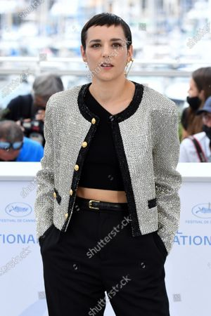 Editorial image of 'Paris 13th' photocall, 74th Cannes Film Festival, France - 15 Jul 2021