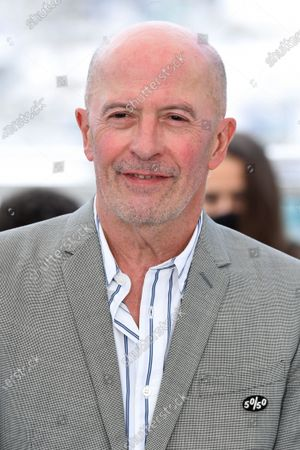 Stock Image of Jacques Audiard