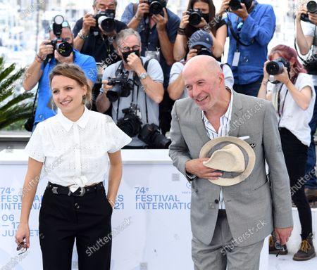 Lea Mysius and Jacques Audiard