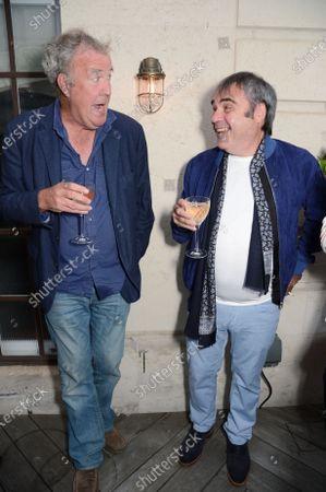 Jeremy Clarkson and Brian Klein