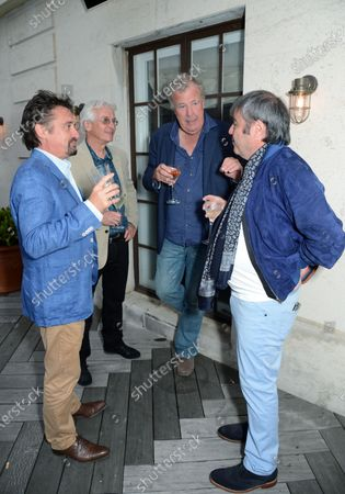 Editorial picture of 'The Counterfeit Candidate' book launch by Brian Klein, Top Gear Director at The Ned, London, UK - 15 Jul 2021