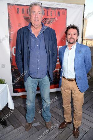 Stock Image of Jeremy Clarkson and Richard Hammond