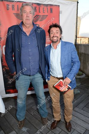 Stock Picture of Jeremy Clarkson and Richard Hammond