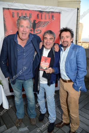 Editorial image of 'The Counterfeit Candidate' book launch by Brian Klein, Top Gear Director at The Ned, London, UK - 15 Jul 2021