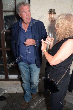 Jeremy Clarkson and Charmaine Klein