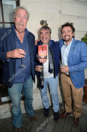 Jeremy Clarkson, Brian Klein and Richard Hammond