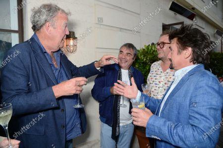 Jeremy Clarkson, Brian Klein, Alan Carr and Richard Hammond