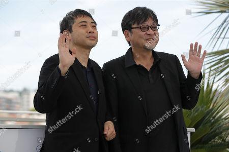 Yuichiro Saito and Mamoru Hosoda