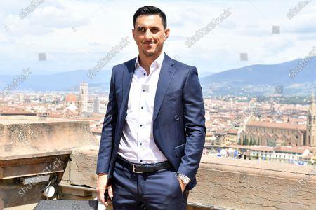 Press conference to present Vincenzo Italiano, the new head coach of A.C.F. Fiorentina - Nicolas Burdisso, Technical Director of the Acf Fiorentina team.