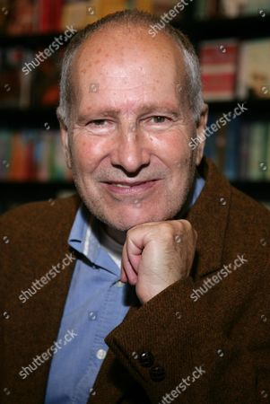 Editorial picture of Stephen Benatar promoting his new book 'Letters For A Spy,'  Waterstones, Oxford, Britain - 28 Aug 2010