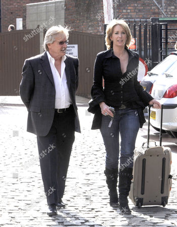 William Roache with Emma Jesson