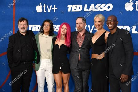 Editorial photo of Apple's 'Ted Lasso' season 2 premiere, Los Angeles, California, USA - 15 Jul 2021