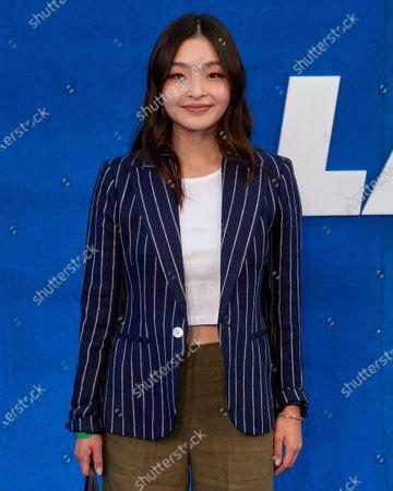 Stock Photo of Maia Shibutani