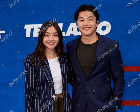 Stock Picture of Maia Shibutani and Alex Shibutani