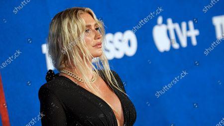 """Stock Picture of """"Kesha"""" Rose Sebert"""