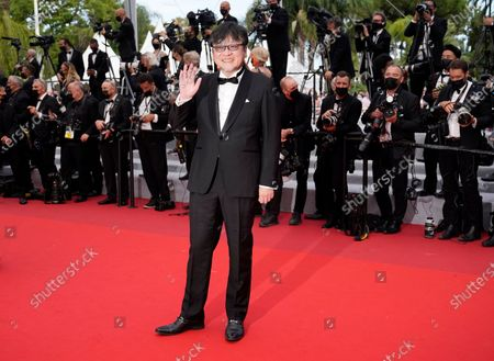 Editorial picture of 2021 Red Carpet, Cannes, France - 15 Jul 2021