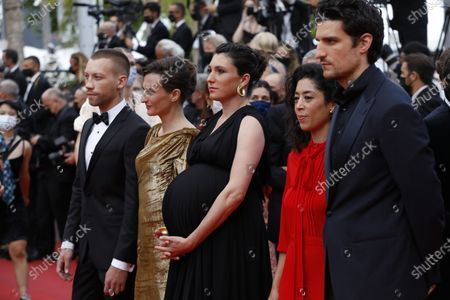 Editorial picture of France Premiere - 74th Cannes Film Festival - 15 Jul 2021