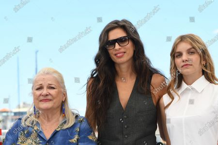 Editorial picture of 'Tralala' photocall, 74th Cannes Film Festival, France - 14 Jul 2021