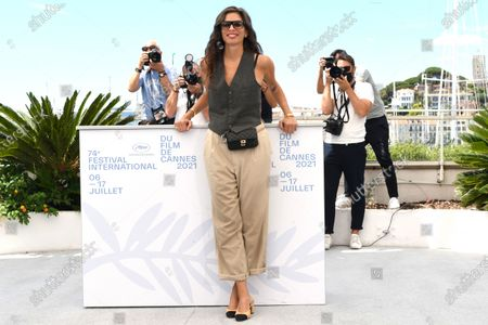 Editorial image of 'Tralala' photocall, 74th Cannes Film Festival, France - 14 Jul 2021