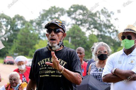 Editorial photo of Mississippi Klan Killngs Memorial, Meadville, United States - 15 Jul 2021