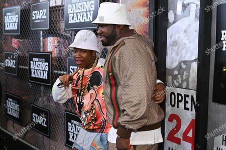 Mekai Curtis, 50 Cent