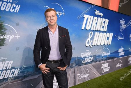 Editorial picture of 'Turner & Hooch' TV show premiere, Los Angeles, California, USA - 15 Jul 2021