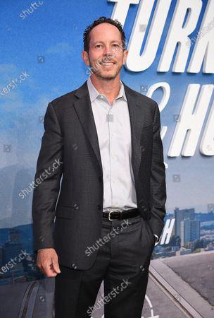 Editorial photo of 'Turner & Hooch' TV show premiere, Los Angeles, California, USA - 15 Jul 2021