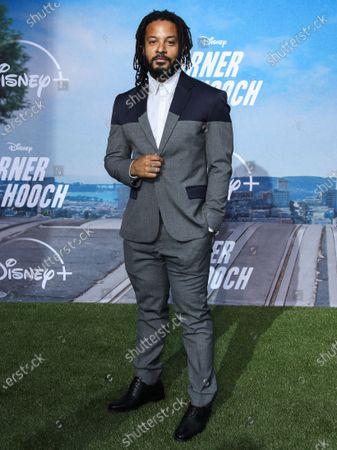Editorial picture of Disney+ 'Turner & Hooch premiere, Los Angeles, California, USA - 15 Jul 2021