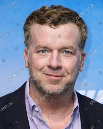 Director McG (Joseph McGinty Nichol) arrives at the Disney+ 'Turner & Hooch' Los Angeles Premiere Event held at the Westfield Century City Mall on July 15, 2021 in Century City, Los Angeles, California, United States.