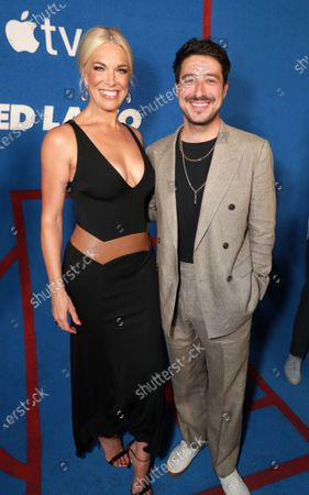 """Editorial image of Apple's """"Ted Lasso"""" Season Two Premiere at the Pacific Design Center, Los Angeles, CA, USA - 15 Jul 2021"""
