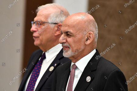 Editorial photo of Afghanistan Conference, Tashkent, Uzbekistan - 16 Jul 2021