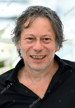 Stock Picture of Mathieu Amalric