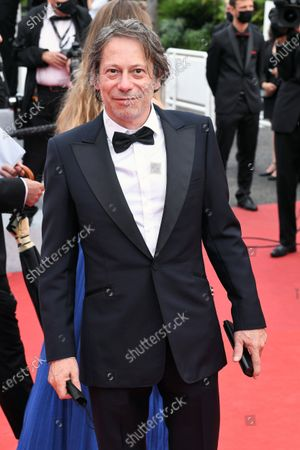 Editorial image of 'The Restless' premiere, 74th Cannes Film Festival, France - 16 Jul 2021