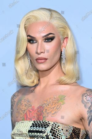 Stock Picture of Miss Fame