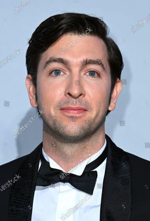 Stock Picture of Nicholas Braun