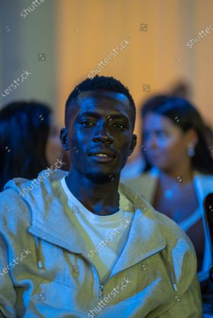PSG player Idrissa Gueye