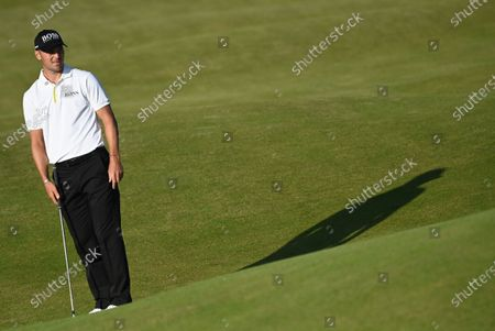 Editorial image of Golf The Open 2021 -  Second Round, Sandwich, United Kingdom - 16 Jul 2021