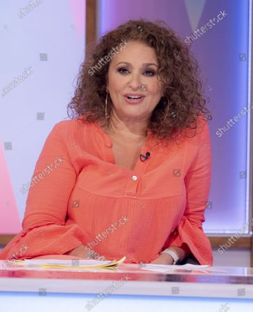 Editorial picture of 'Loose Women' TV show, London, UK - 16 Jul 2021