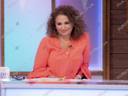 Editorial image of 'Loose Women' TV show, London, UK - 16 Jul 2021