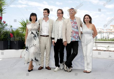 Editorial photo of New Worlds: The Cradle Of Civilization Photocall - 74th Cannes Film Festival, France - 16 Jul 2021
