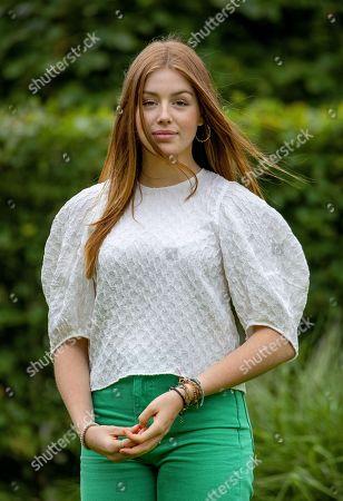 Stock Photo of Princess Alexia