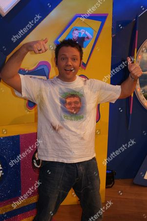 FILTHY FACTS 2010 - T0XIX GMTV Toonattik Presenter Jamie Rickers has never washed his favourite T-Shirt