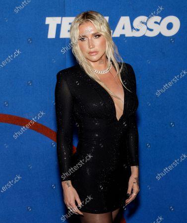 Stock Photo of Kesha