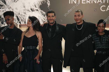 Ismail Adouab, Mehdi Razzouk, Maryam Touzani, Nabil Ayouch, Anas Basbousi