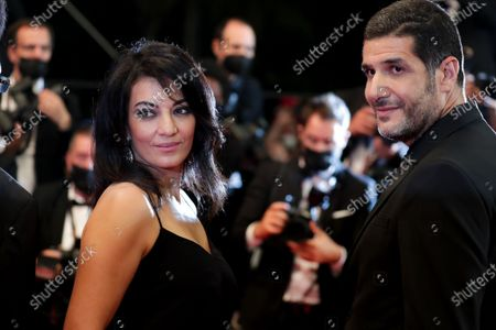 Stock Photo of Nabil Ayouch, Maryam Touzani